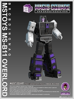 Magic Square Toys B11 OVERLORD